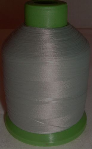 Woolly Nylon Overlocker Machine Sewing Thread Silver BLB03.152